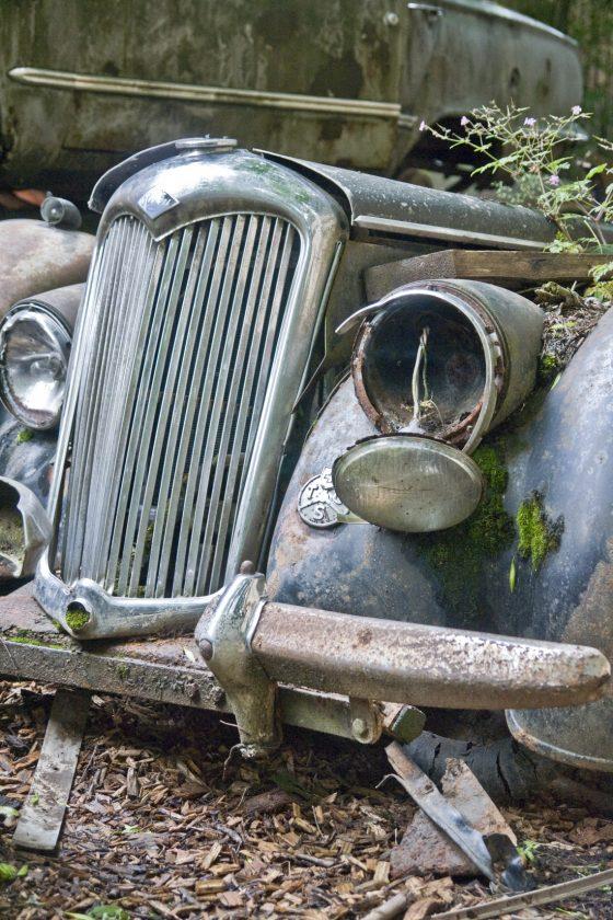 Autofriedhof Messerli