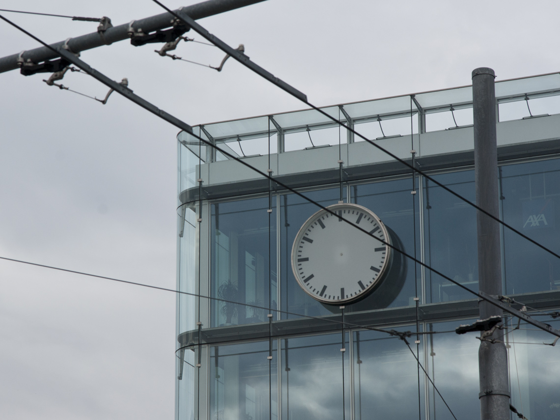 Bahnhof Bern zeitlos